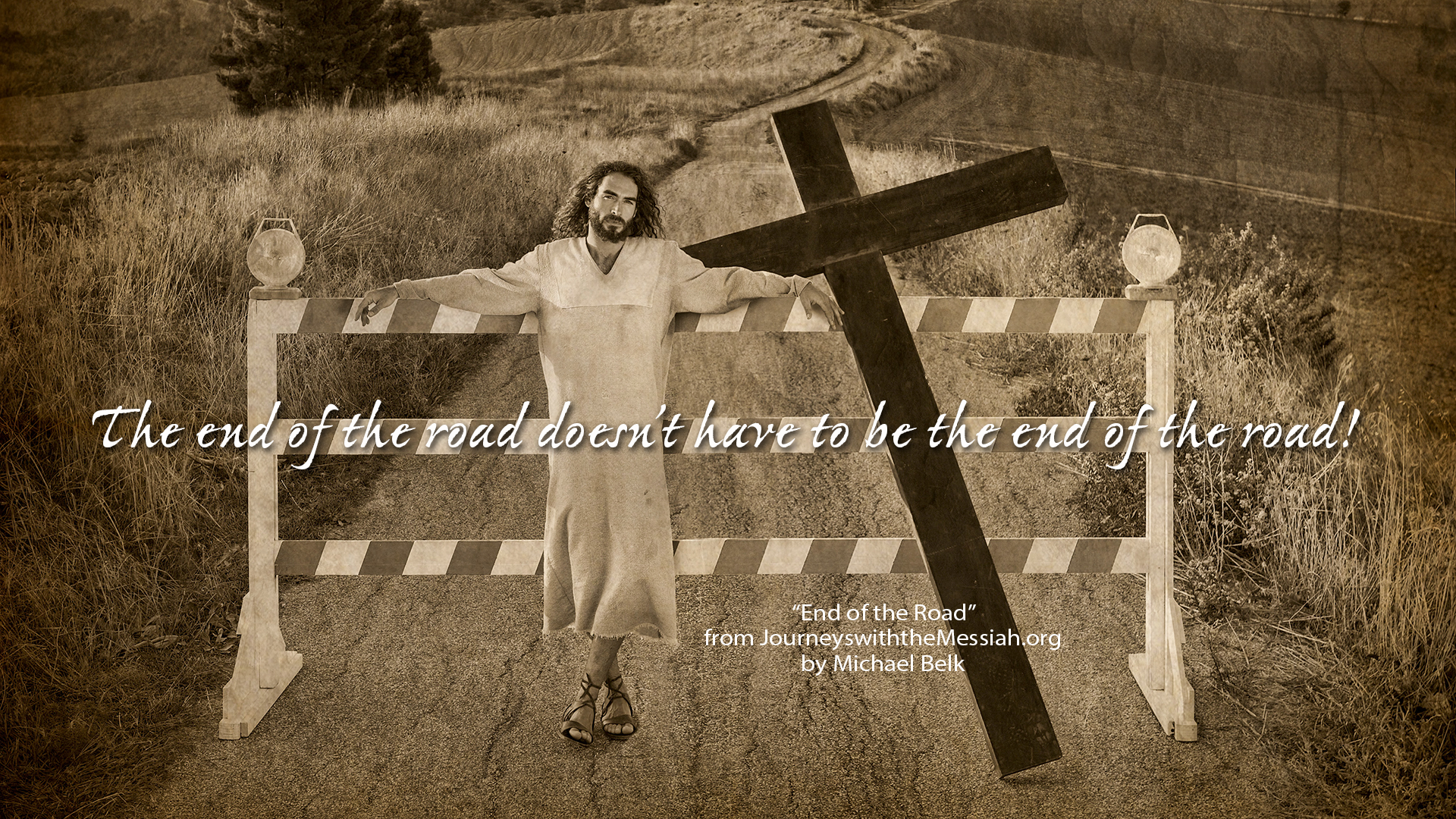 End of the Road Christian Images